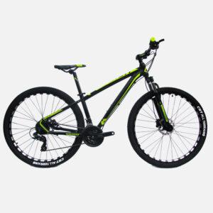 bicicleta-fusion-xandar-negro-amarillo-neon