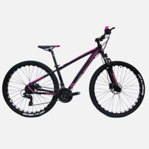 bicicleta-fusion-xandar-negro-fucsia