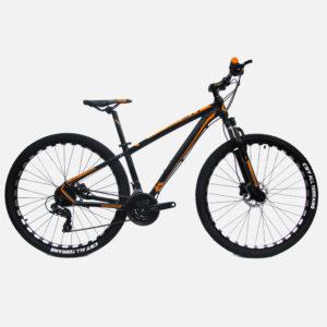 bicicleta-fusion-xandar-negro-naranja