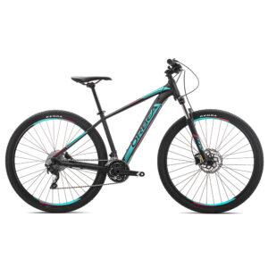 bicicleta-orbea-mx30-negro-turquesa
