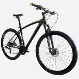 g-bicicleta-fusion-xandar-v20-negro-verde-oblicua