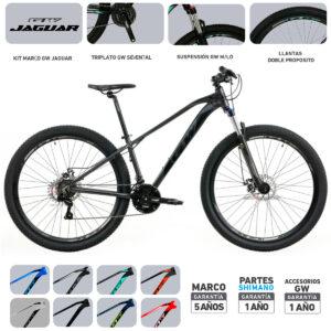 bicicleta-gw-jaguar-detalles