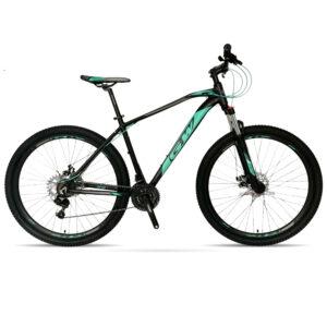 bicicleta-gw-jaguar-negro-verde