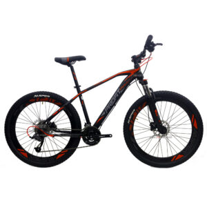 bicicleta-profit-jasper-negro-naranja