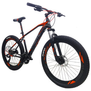 bicicleta-profit-jasper-negro-naranja-oblicua