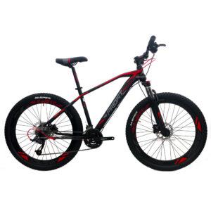bicicleta-profit-jasper-negro-rojo