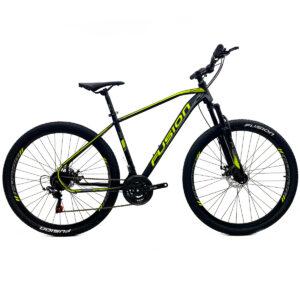 bicicleta-fusion-kosmos-negro-neon