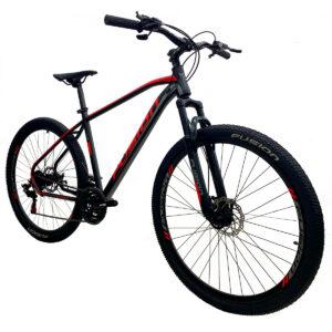 bicicleta-fusion-kosmos-oblicua-negro-rojo