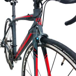 bicicleta-gw-flamma-ruta-2021-gris-rojo-llantas