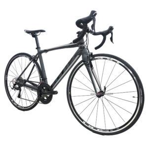 bicicleta-gw-flamma-ruta-2021-gris-rojo-oblicua – copia